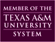 Member of Texas A&M University logo