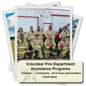 Volunteer Fire Department Assistance Programs