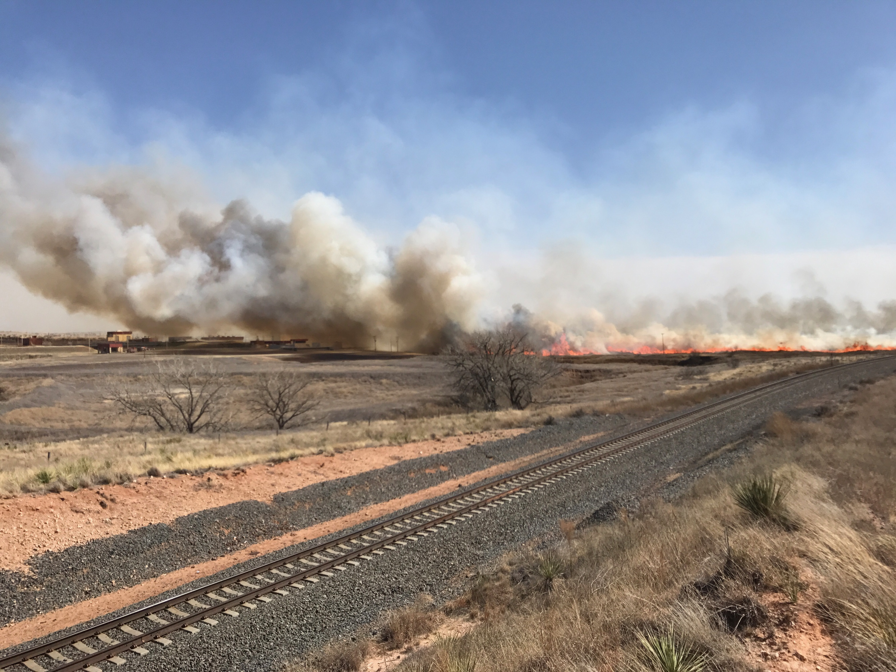 <p>   March 7, 2017  — AMARILLO, Texas —  Multiple wildfires are still burning across the Texas Panhandle following yesterday's elevated fire conditions across the Southern Plains.  