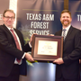 Texas A&M AgriLife awards forester for public service