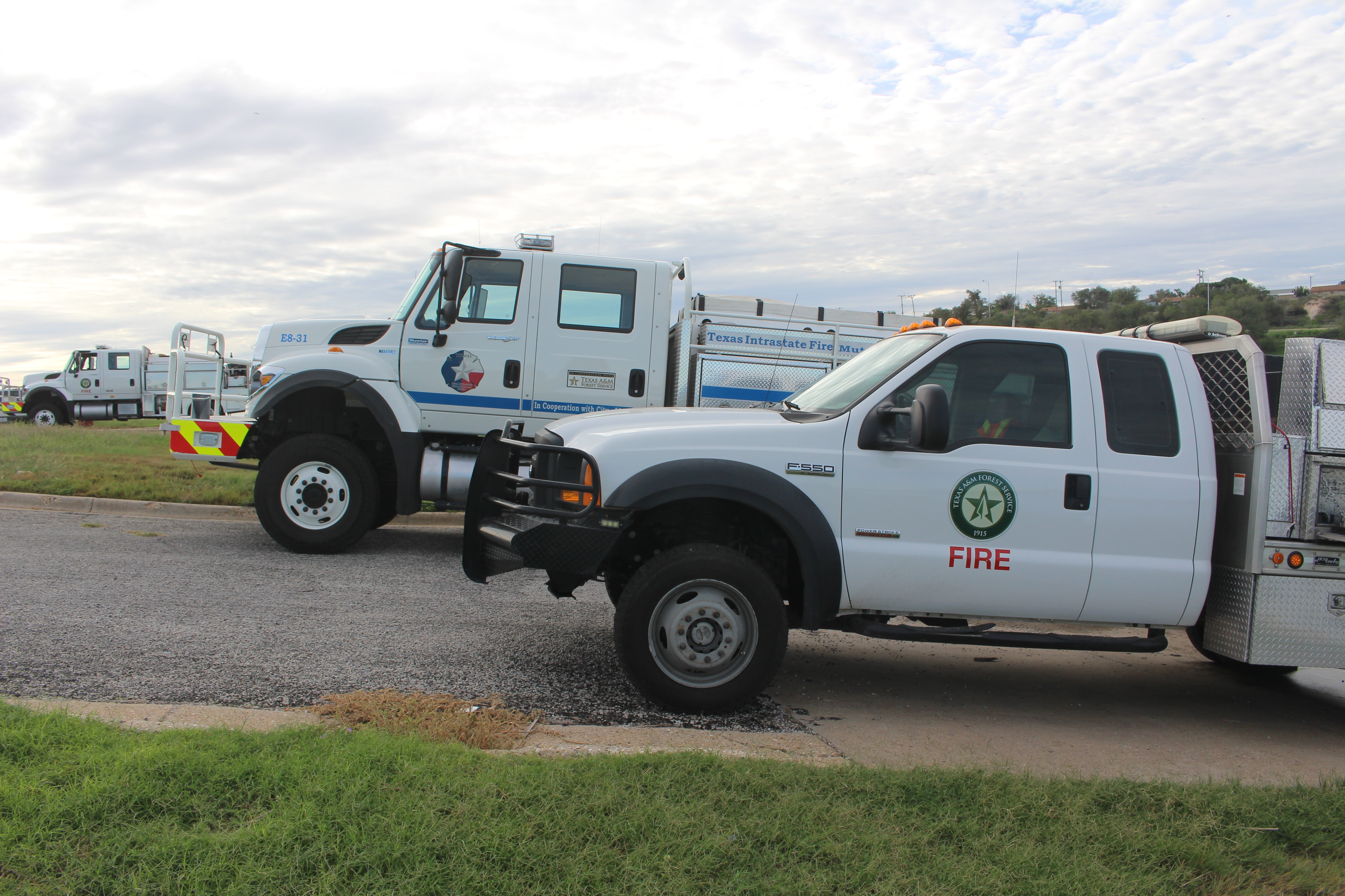<p>Three   Texas