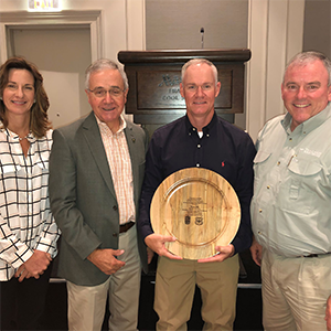 District Forester Jason Ellis wins 2019 Forest Stewardship Forester Award