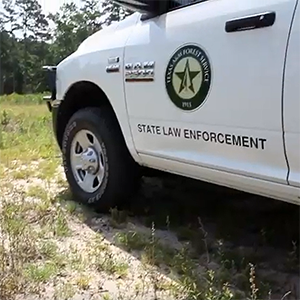 The theft of timber is a serious crime in Texas. Each year, Texas A&M Forest Service investigators receive theft complaints from landowners that total over one million dollars.