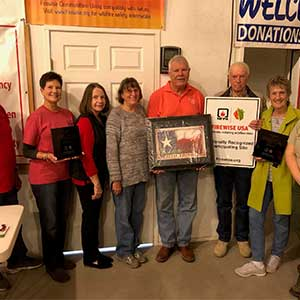 <p>Two North Texas communities earn