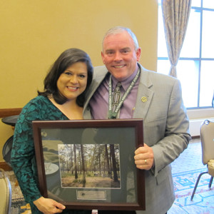 Texas A&M Forest Service employee receives national communications award
