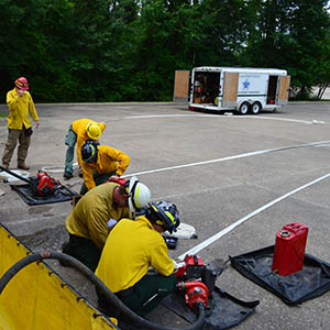 East Texas hosts 18th annual Interagency Wildfire and Incident Management Academy