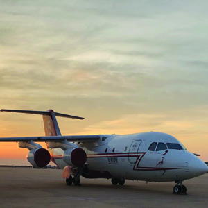 Central Texas airtanker base activated to help fight wildfires across the state