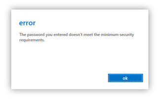 Outlook Web App - Error