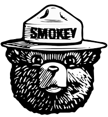 Logo for Smokey Bear