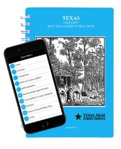 Texas Forestry BMPs app photo