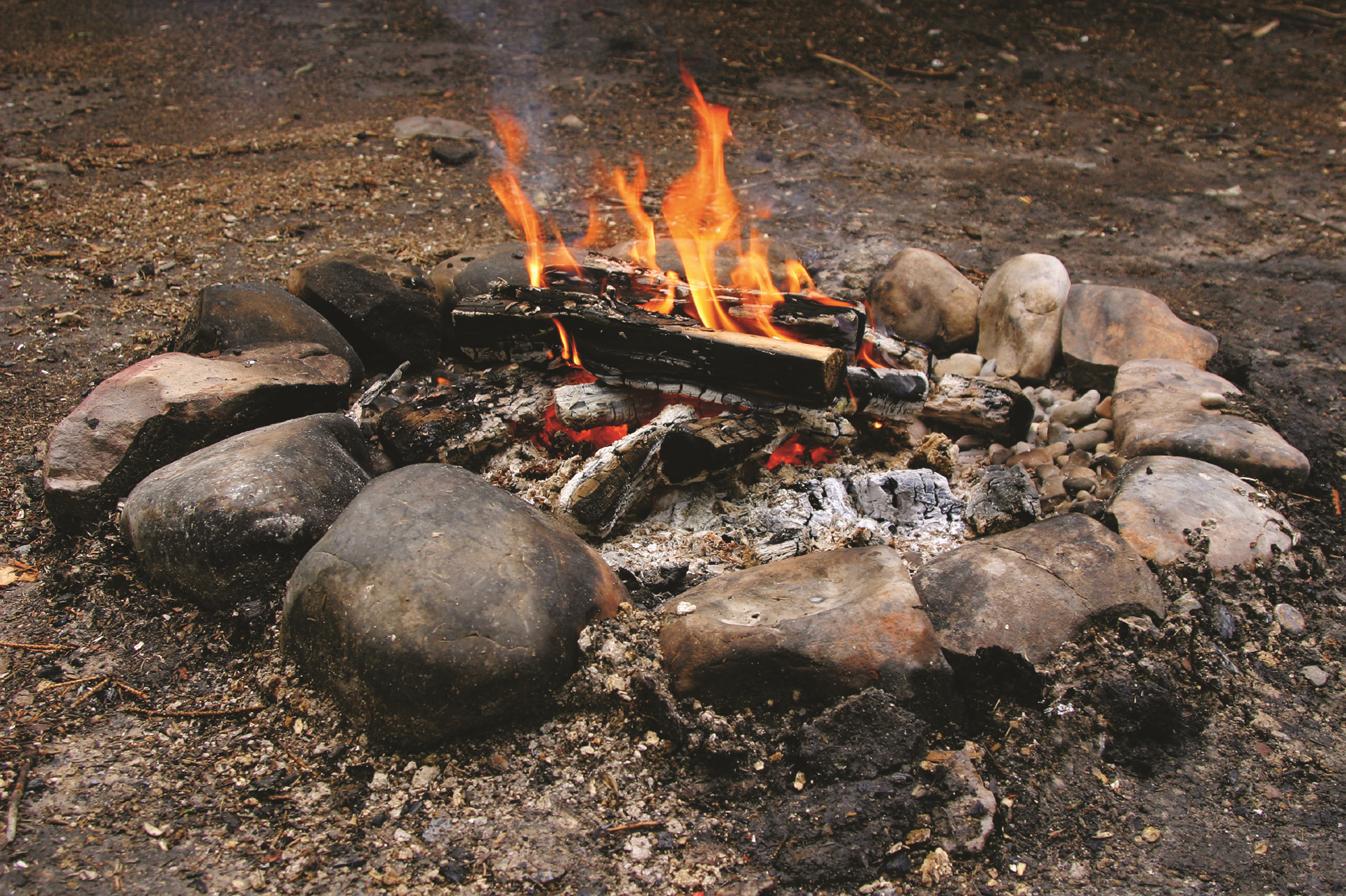 Preparing for wildfires prevent wildfires for How to build a fire ring with rocks