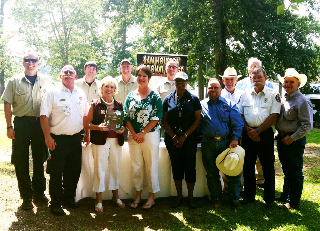Elkins Lake Firewise Community Recognition Ceremony