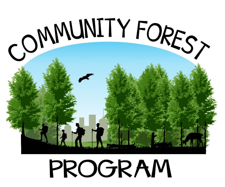 Logo for Community Forest Program