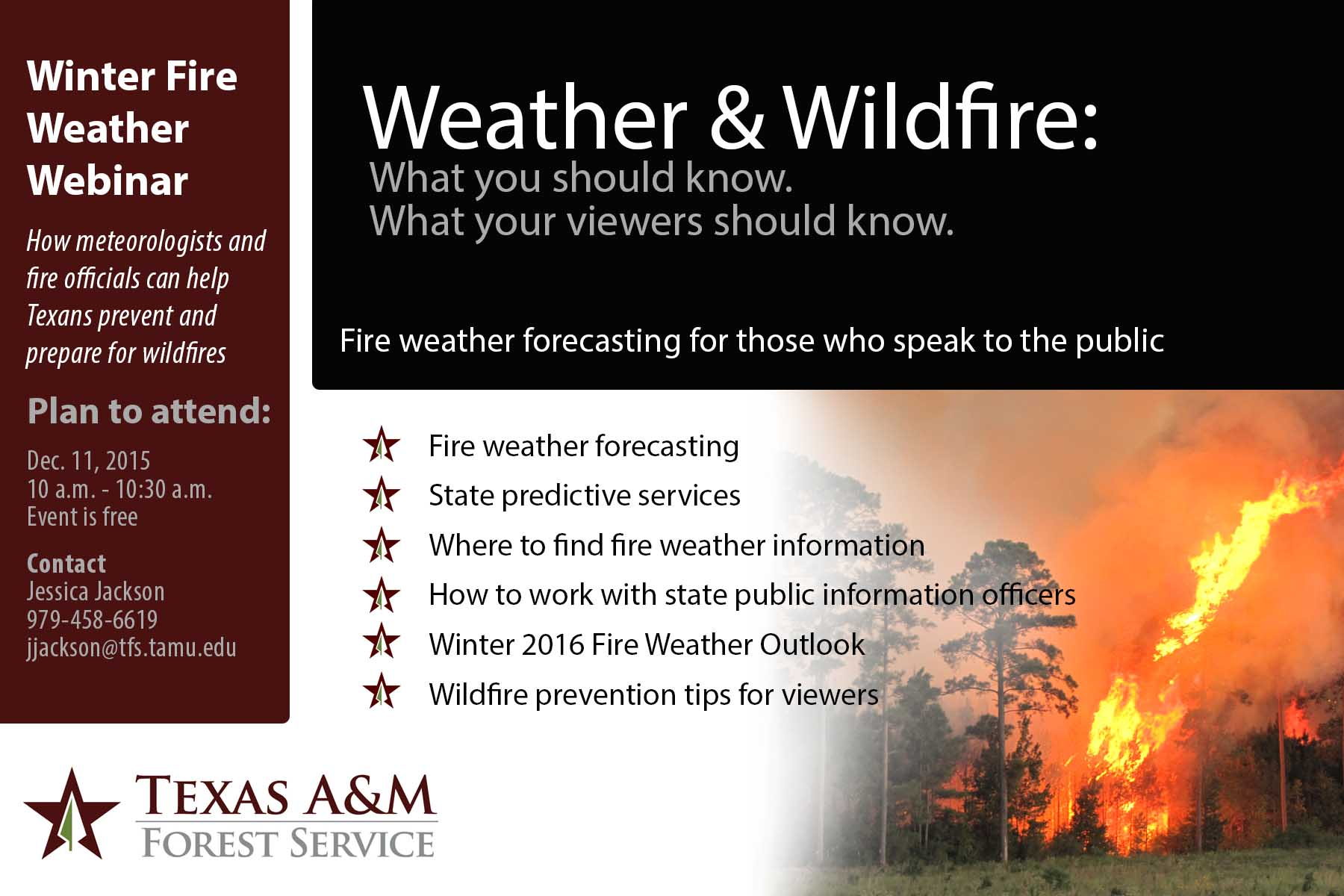 2016 winter fire weather