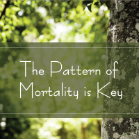 Trees Are Key 254 Pattern of Mortality is Key