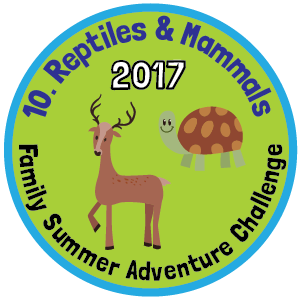 2017_10. Reptiles and Mammals