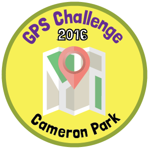 Cameron Park badge