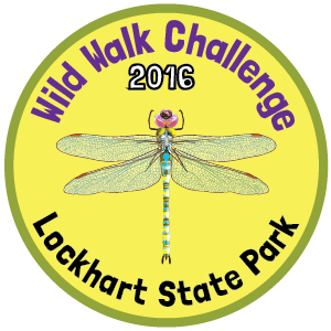 Lockhart State Park badge