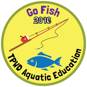 Go Fish badge