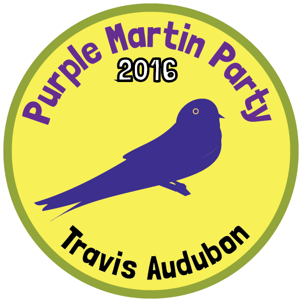Travis Audubon badge