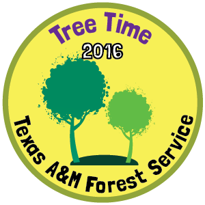 Tree Time badge