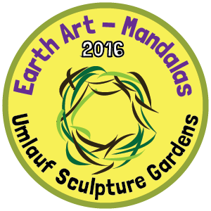 Umlauf Sculpture Gardens badge