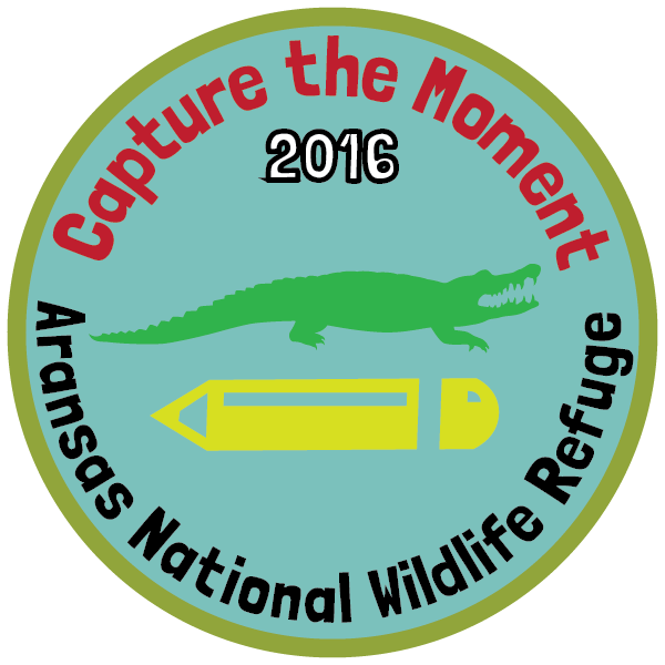 Aransas National Wildlife Refuge badge