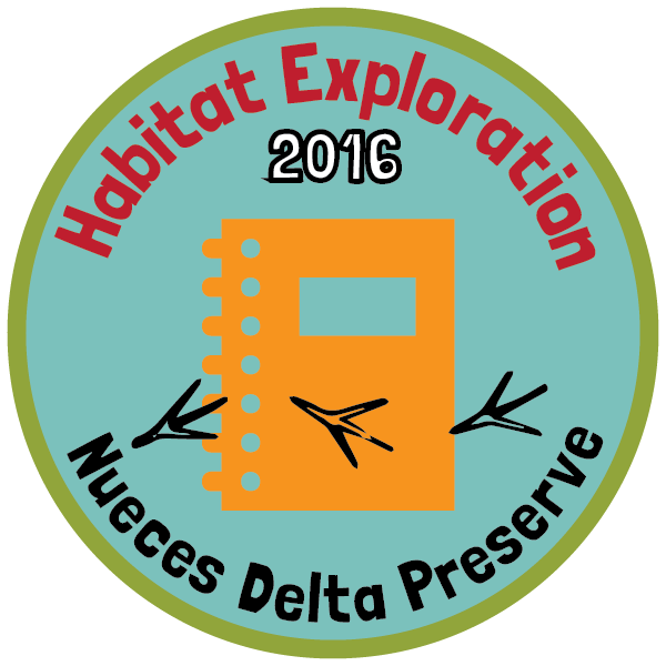 Nueces Delta Preserve badge