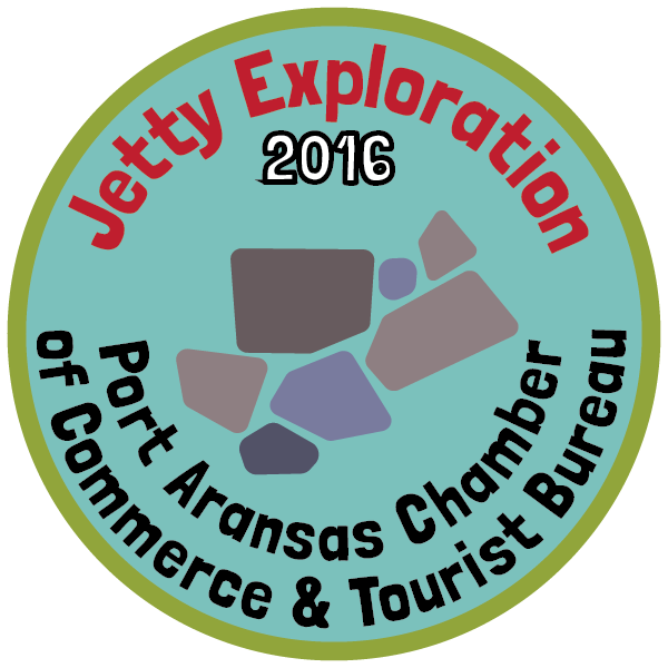 Port Aransas Chamber badge