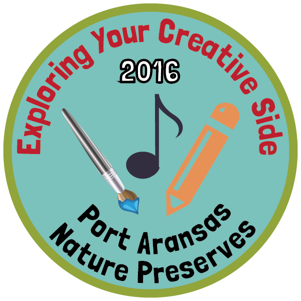 Port Aransas Nature Preserves badge