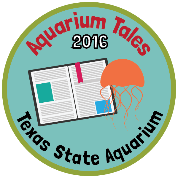Texas State Aquarium badge