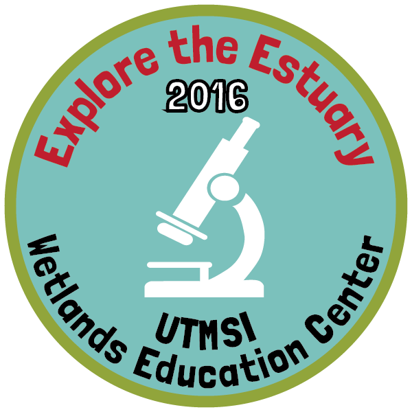 UTMSI Wetlands Education Center badge