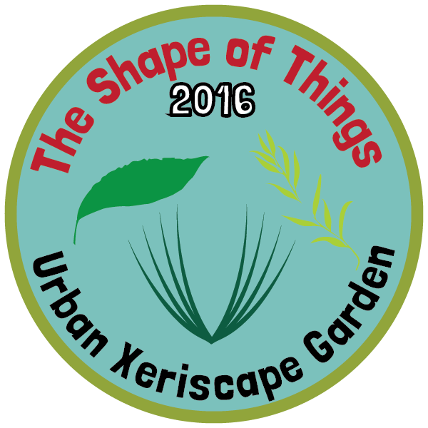 Urban Xeriscape Garden badge