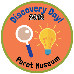 Perot badge