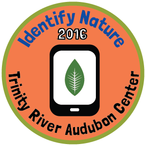Trinity River Audubon Center badge